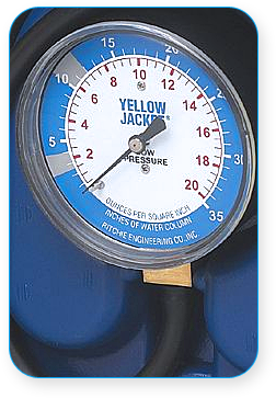 Gas Line Pressure Testing Services